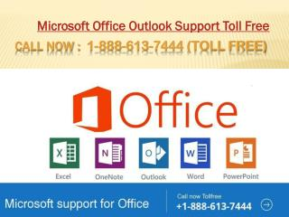 Microsoft Office Support Phone Number | 1-888-613-7444