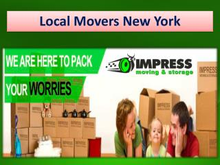Local Movers New York