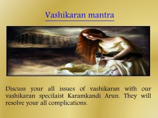 Muslim vashikaran