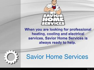 Savior Home Services