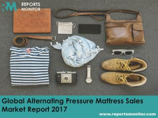 Global Alternating Pressure Mattress Market Analysis and Trends