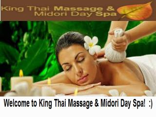 Thai Foot Massage Toronto Packages