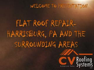 Flat roof systems are a popular roofing option for commercial buildings. They have architectural appeal, and they can b
