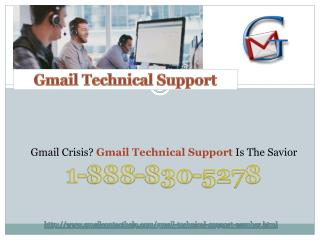 How to get instant Gmail Technical Support @1-888-830-5278?
