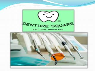 Dentures Brisbane - Denture Clinic, Emergency Denture Repairs, Dentures