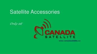 Satellite accessories store
