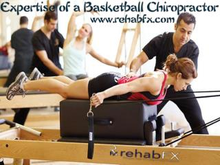 Expertise of a Basketball Chiropractor