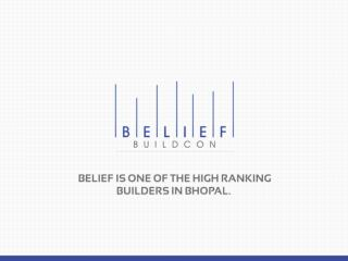 Belief is one of the high ranking builders in Bhopal.