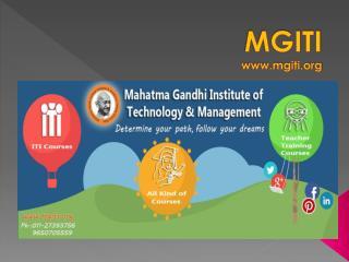 Mgiti Diploma courses