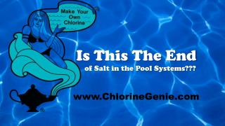 Breakthrough Salt Water Pool System Update