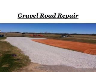 Gravel Road Repair