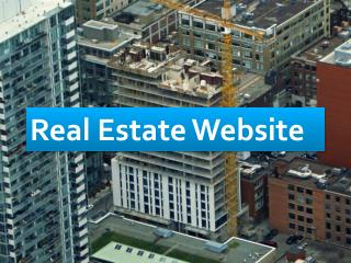 Propchill_ real estate website