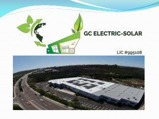 G C Electric - Solar usa-gce.com
