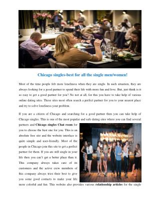 Chicago Singles