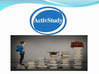 Academic training Dubai - Activstudy offers tutoring, private and group lessons