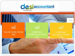 Tax returns Consultants services and cis tax refund accountants in London