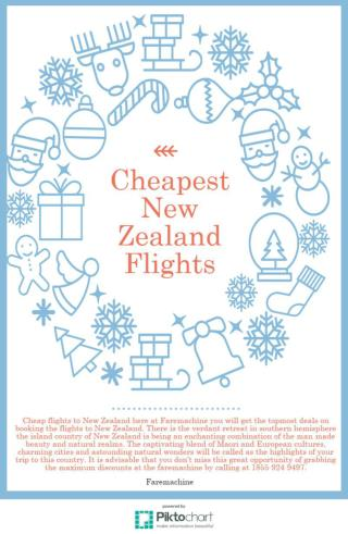 Cheap Flight Tickets for NZ