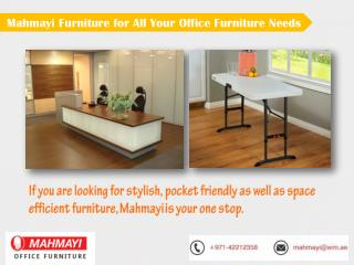 Mahmayi Furniture for All Your Reception Furniture Needs