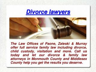 Top Tips For Choosing a Divorce Lawyer