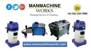 Car Washer and Vacuum Cleaner