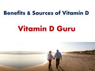 Get Various Food Sources of Vitamin D