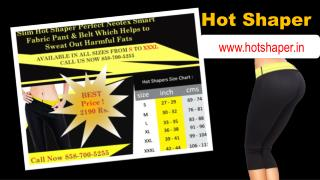 Hot Shaper - A natural curious product to lossing your fat.