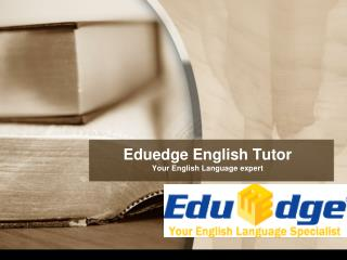English Tuition |English Tuition Centre