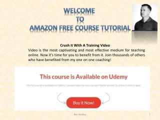 Make Money Online with Amazon FBA program