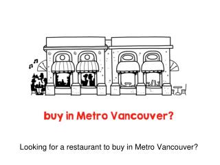 Frank Pupo - Vancouver Restaurant Brokerage