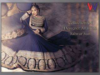 Designer Salwar Suits collection -February 2016