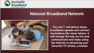 Superfast NBN Australia Broadband