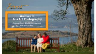 Wedding Photographer Edinburgh - Iris Art Photography