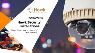 Security Systems Perth - Hawk Security Installations Pty Ltd