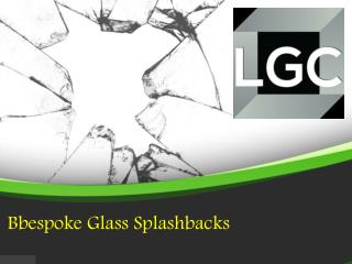 Why Are External Glass Splashbacks London Well Known For Fittings