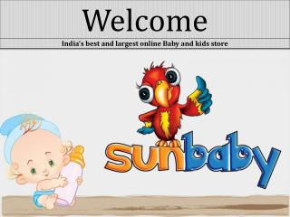 Who is best Baby Care products online store in India