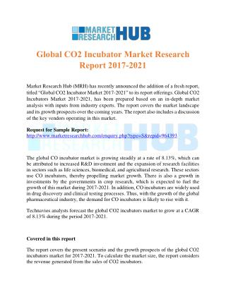 Global CO2 Incubator Market Research Report 2017-2021