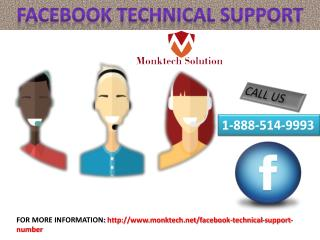 Is Facebook Technical Support beneficial for me? call us 1-888-514-9993.