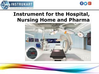 Hospital Operation Theatre Instruments