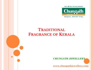 Presenting Traditional Jewelleries of Kerala