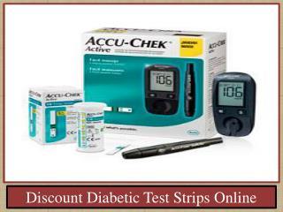Discount Diabetic Test Strips Online