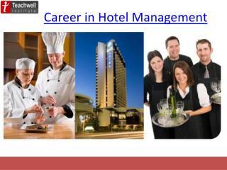 Hotel Management Entrance Exam Preparation Coaching