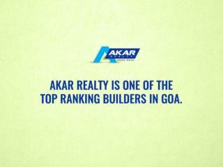 Top Builder in Goa