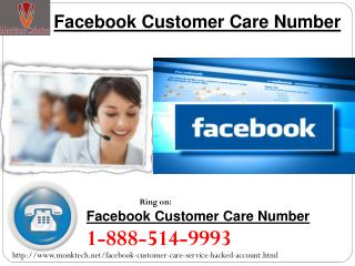 1-888-514-9993 Facebook Customer Care Number for USA