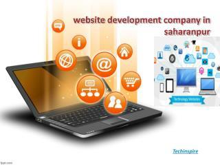 website development company in saharanpur