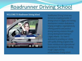 Calgary Driving Training School