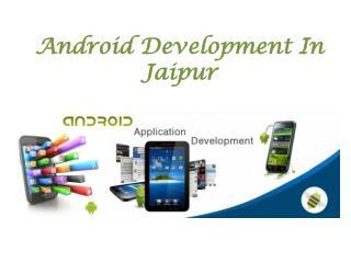 Android Development Jaipur