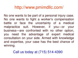 Medical exams Eau Claire WI