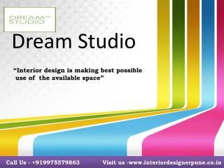 Interior designer in pune –Dreams studio