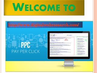 Web design and pay-per click
