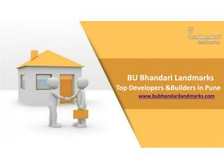Builders in Pune – Buy Affordable Property in India